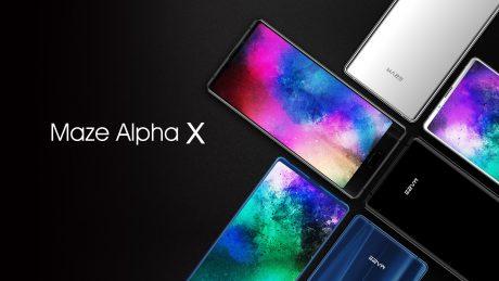 01 Maze Alpha X