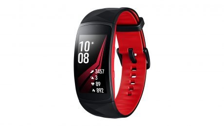 07 Gear Fit2 Pro Red Front
