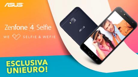 ASUS ZenFone 4 Selfie Unieuro