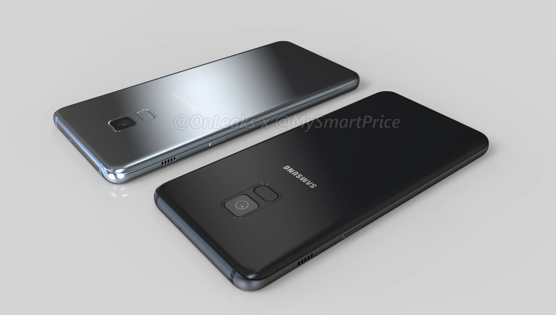 @OnLeaks svela i Samsung Galaxy A5 2018 e Galaxy A7 2018