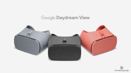 Google Daydream View new 1