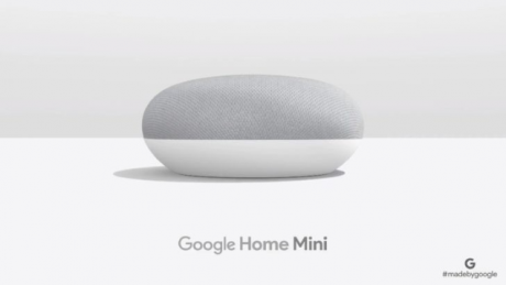 Google Home Mini official 1