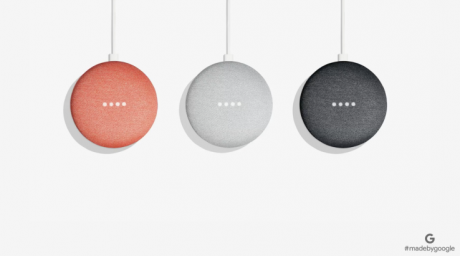Google Home Mini official 3