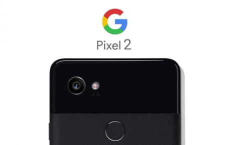 Google Pixel 2 Just Black