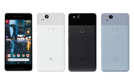 Google Pixel 2 tag copertina