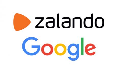 Google Zalando logo