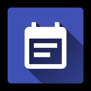 Material Daily Calendar Widget, un calendario che si adatta allo sfondo del dispositivo mobile