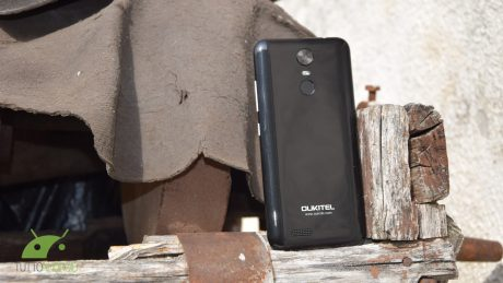 OUKITELC8 cover