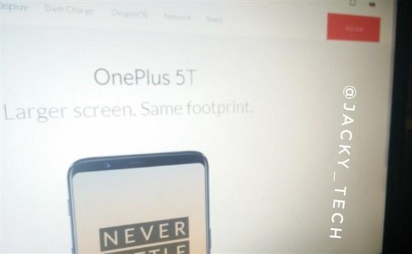 OnePlus 5T si aggiorna alla OxygenOS 4.7.2
