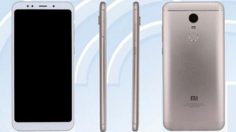 Il presunto Xiaomi Redmi Note 5 visita il TENAA, con schermo 18:9