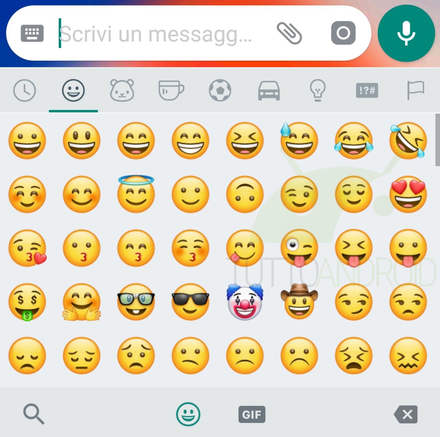 Le Nuove Emoji Di Whatsapp Sono Arrivate Nella Versione