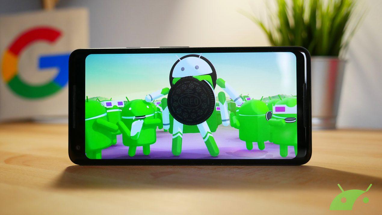 Android 8.1 sarà amico della memoria: ridimensionerà le app per risparmiare spazio