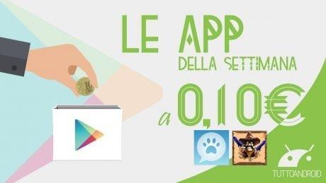 App 10 cent 10 ottobre 2017