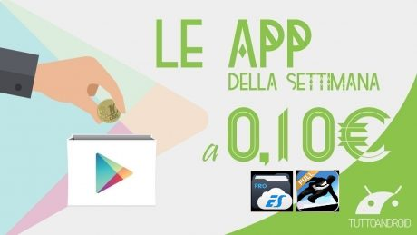App 10 cent 24 ottobre 2017