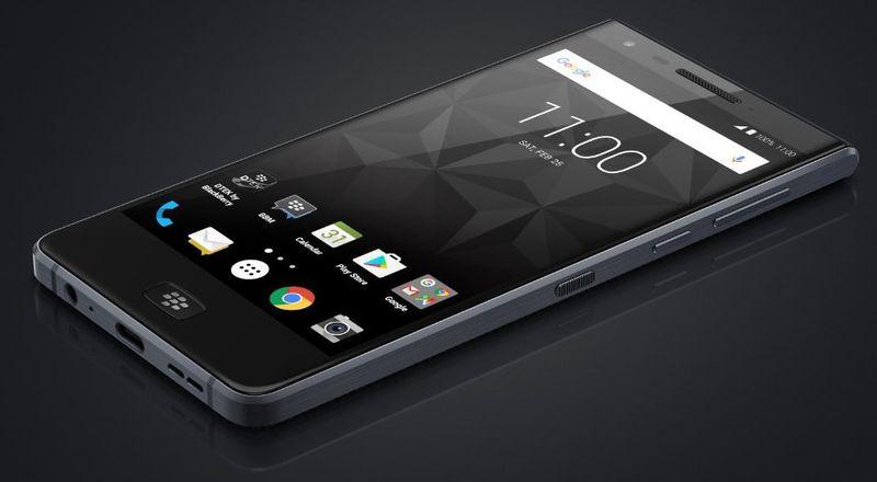 Ecco la prima immagine completa di BlackBerry Motion!