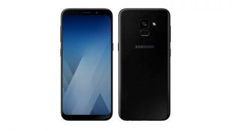 Galaxy a5 2018 render 1