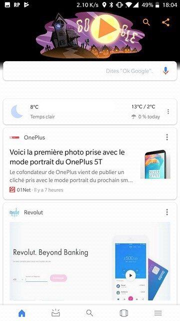 Google Feed si rifà il look con un'interfaccia meno ...