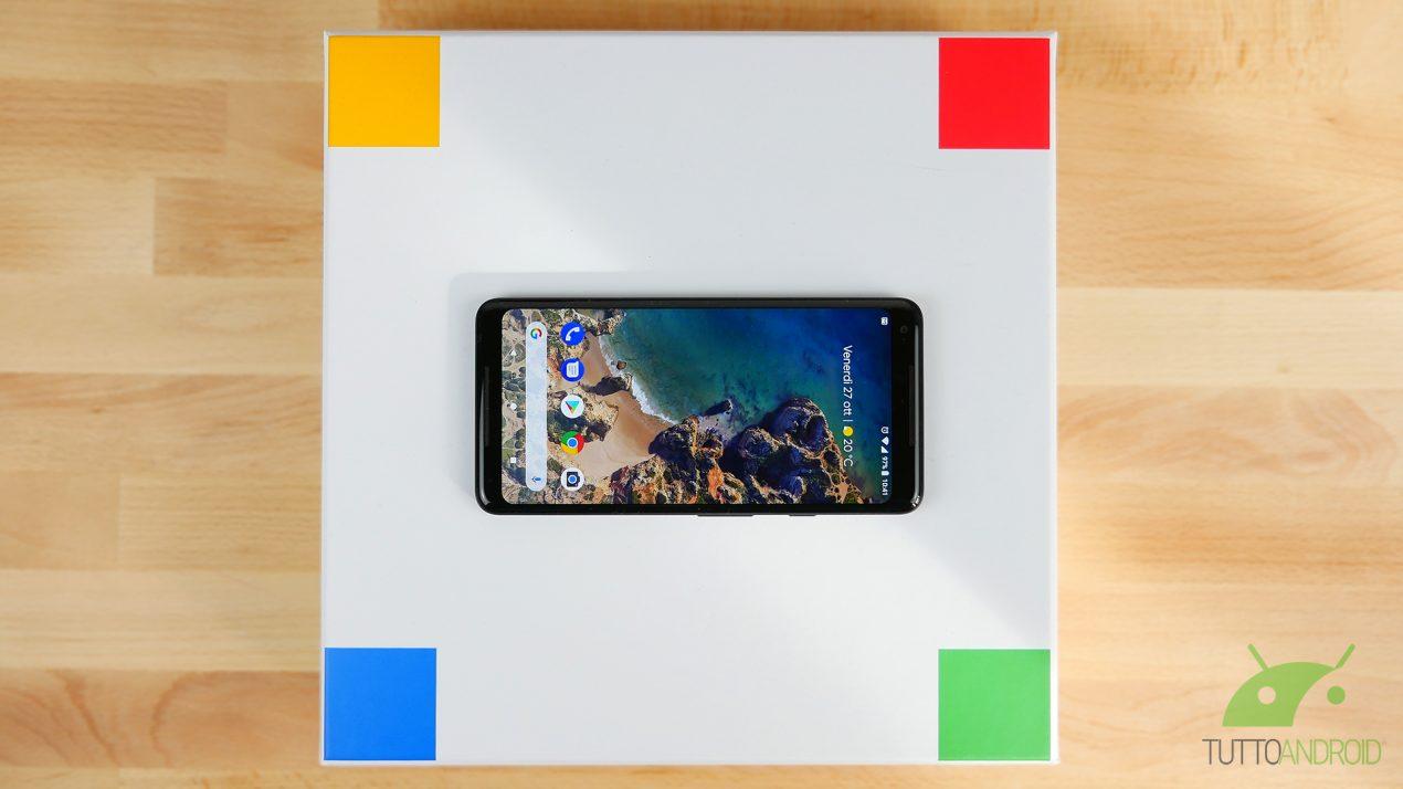 Pixel 2 XL, altri problemi: alcune unità senza sistema operativo