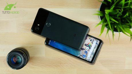 Google sta investigando sul battery drain dei Google Pixel 2