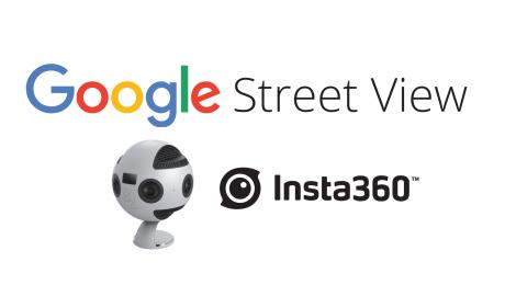 Insta360 streetview
