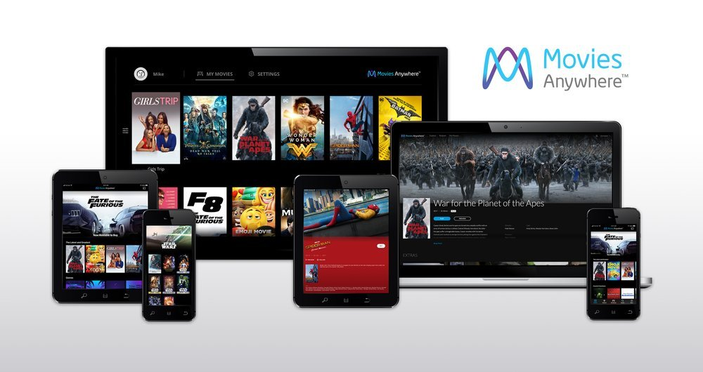 Si chiama Movies Anywhere: ecco l'aggregatore di film definitivo