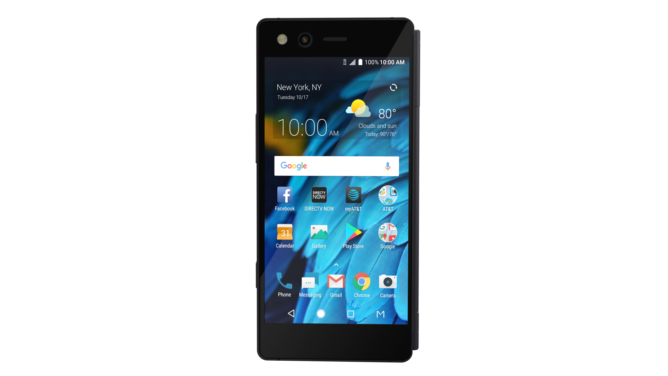 ZTE Axon M, smartphone Android dual screen