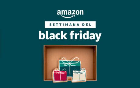 """La Settimana del Black Friday di Amazon continua, ecco le offerte della """"vigilia"""""""