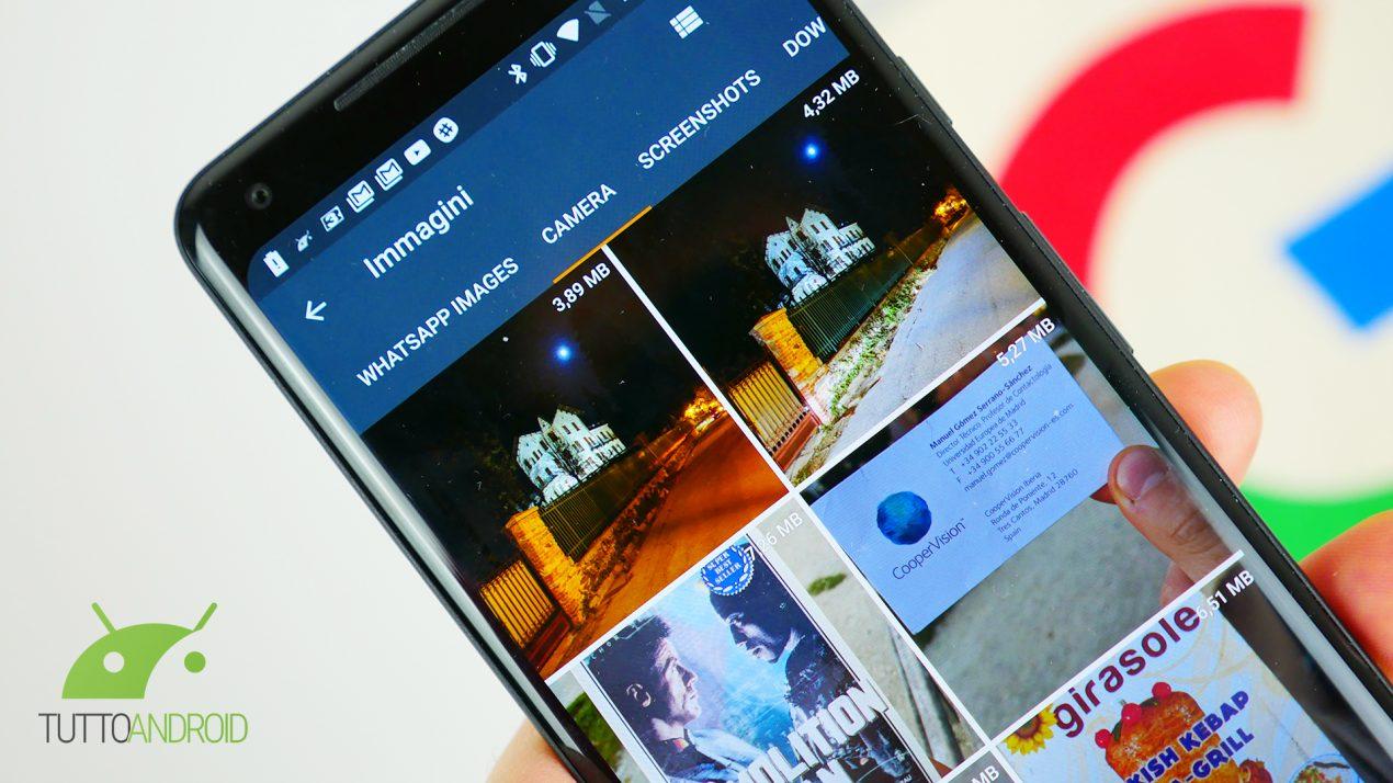 Android GO è pronto al lancio con l'update 8.1