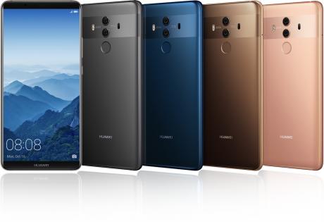 Huawei Mate 10 Pro capace di resistere anche al ghiaccio