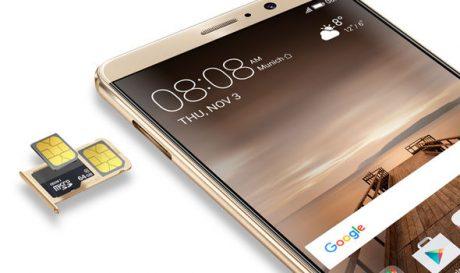 Huawei Mate 9 inizia a ricevere il Face Unlock anche in Ital