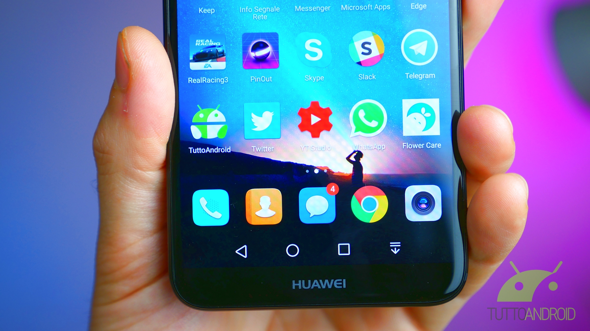 Recensione Huawei Mate 10 Lite Un Predestinato Tuttoandroid
