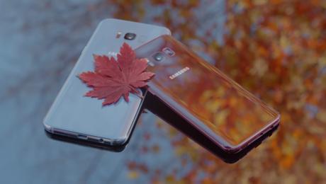 Samsung Galaxy S8 Burgundy Red 4