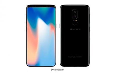 Samsung Galaxy S9 concept 11 17