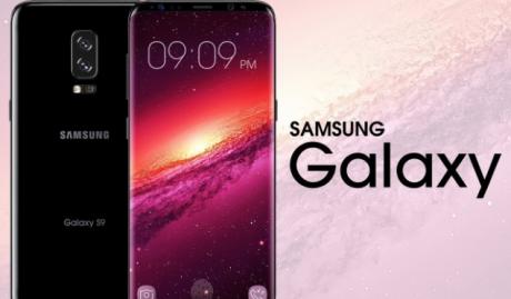 Samsung Galaxy S9 render copertina