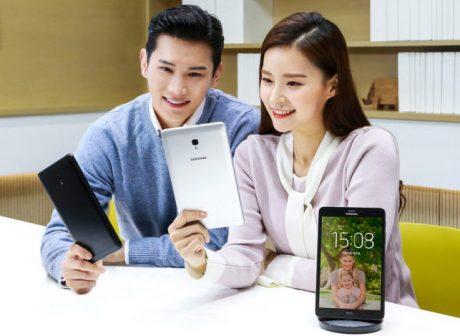Samsung Galaxy Tab A con Bixby