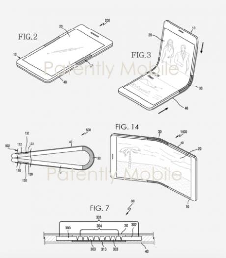 Samsung brevetti 11 17 2