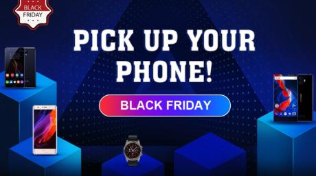 Ecco le offerte del Black Friday di TomTop e come vincere Xiaomi Mi A1