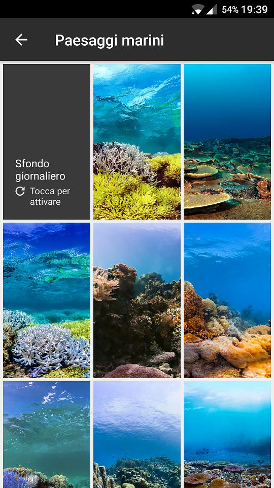 La Categoria Paesaggi Marini Di Google Sfondi Disponibile Per I Non