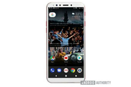 YouTube Edition Android phone AA