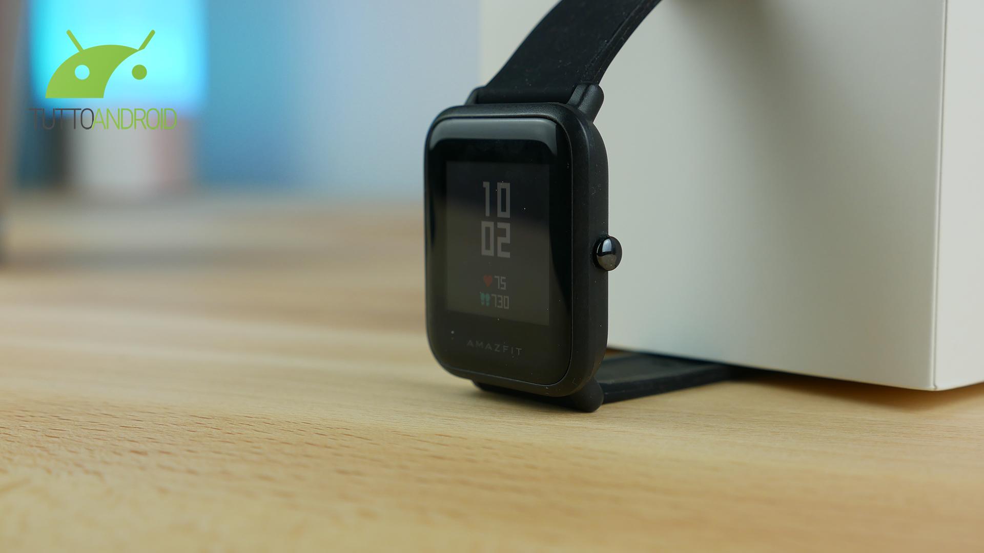 Come installare una watch face personalizzata su Amazfit Bip tramite