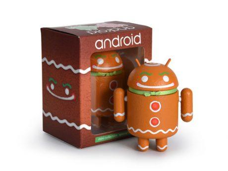 Android mini ginger gene