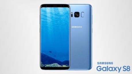 Coral blue s8