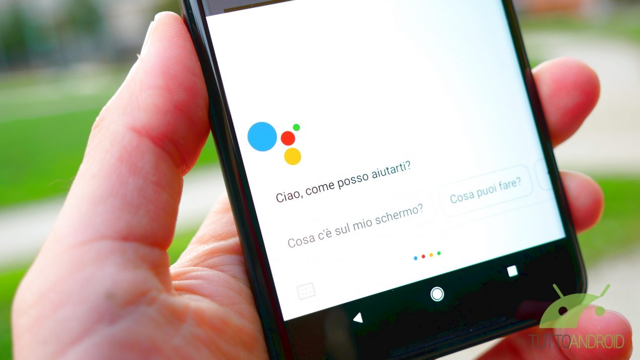 Google Assistant ora compatibile anche con Lollipop e con i tablet
