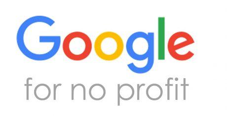 Google noprofit