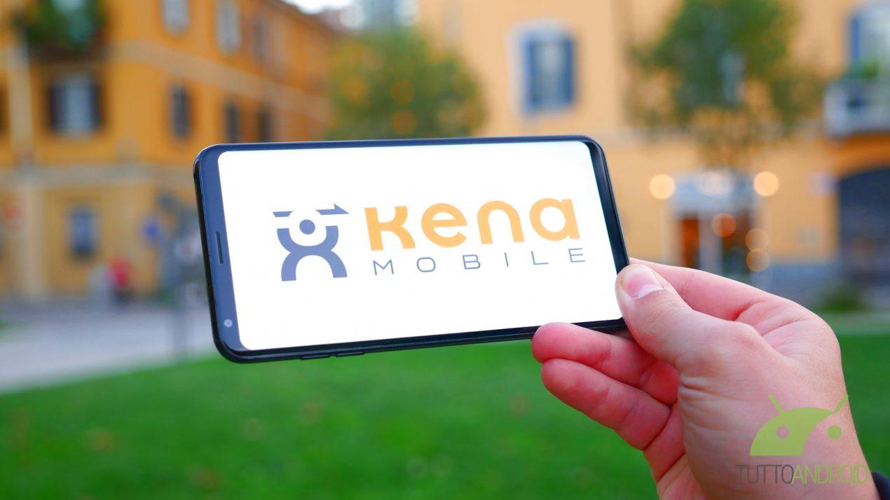 Kena Mobile: offerte per natale a partire da 4 euro al mese