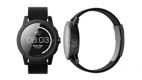 Matrix PowerWatch, lo smartwatch che si alimenta con il vostro calore, è finalmente disponibile