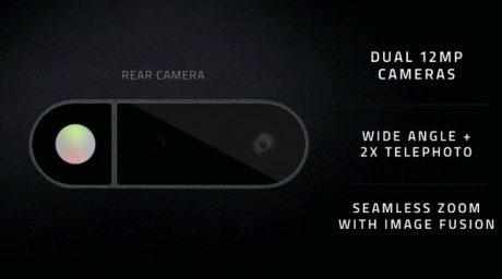 Razer Phone: in arrivo vari aggiornamenti per migliorare la fotocamera