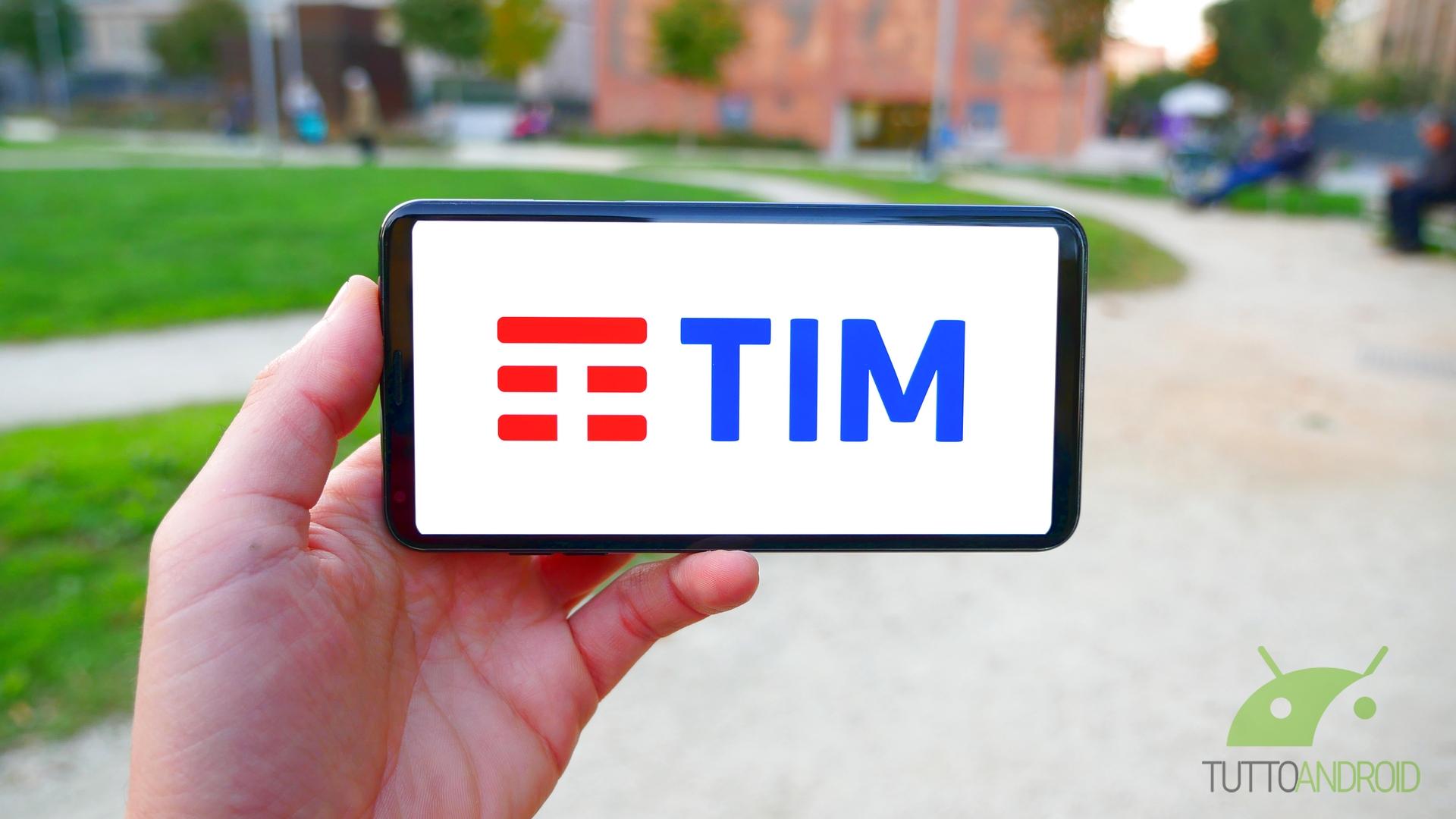 Tim Torna Allattacco Di Vodafone Con La Nuova Tim Special Top New