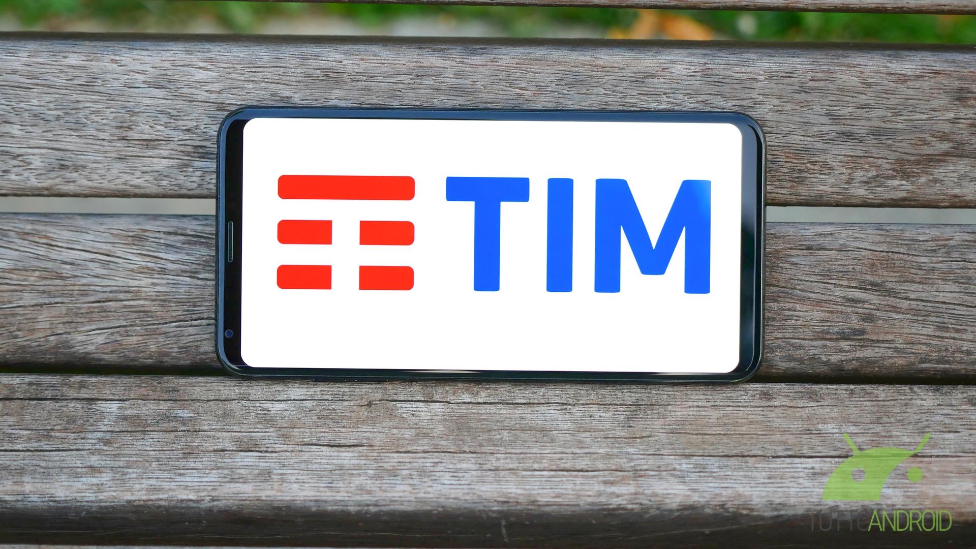 TIM offre le opzioni Minuti Illimitati e 2 Giga in più e