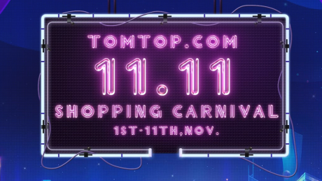 Tomtop 11carnival